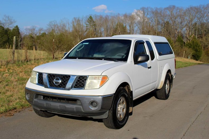 ... 2007 Nissan Frontier ...