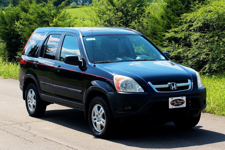 2003 Honda CR-V | Smoky Mountain Auto Sales