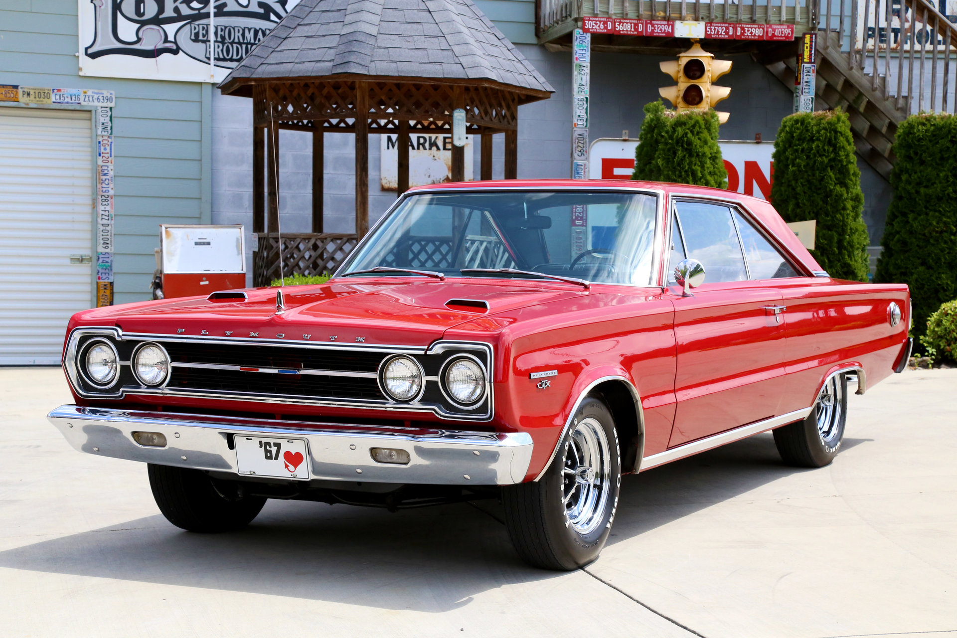 1969 Plymouth GTX | Fast Lane Classic Cars
