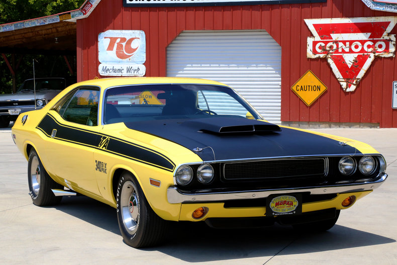 1970 dodge challenger ta matching 340 six pack build sheet 727 transclassic cars muscle cars. Black Bedroom Furniture Sets. Home Design Ideas