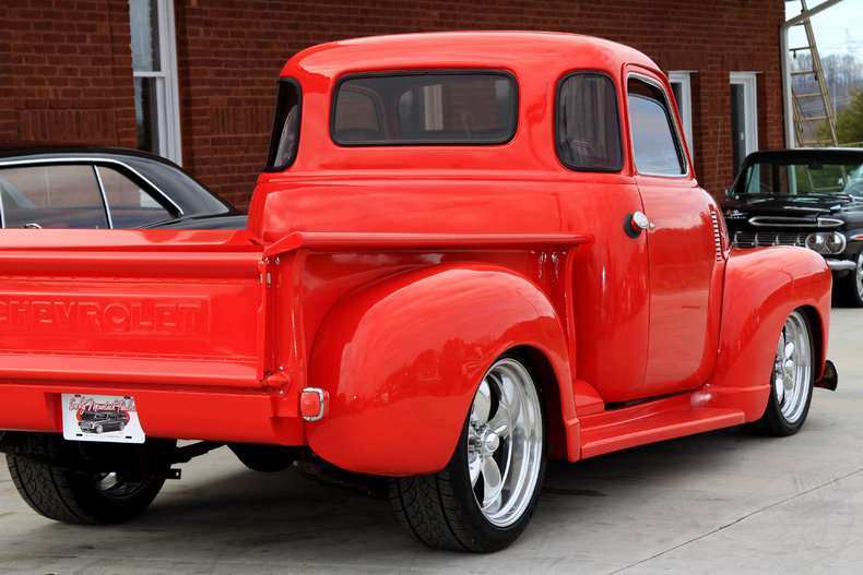 1948 chevrolet pickup classic cars muscle cars for sale in knoxville tn. Black Bedroom Furniture Sets. Home Design Ideas