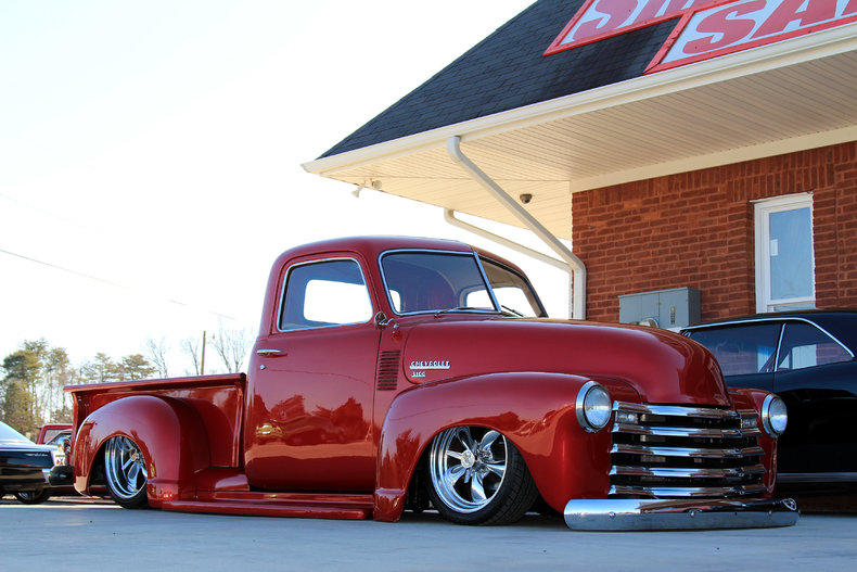 1949 chevrolet pickup classic cars muscle cars for sale in knoxville tn. Black Bedroom Furniture Sets. Home Design Ideas