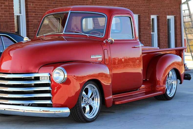 1949 Chevrolet Pickup | Clic Cars & Muscle Cars For Sale in ...