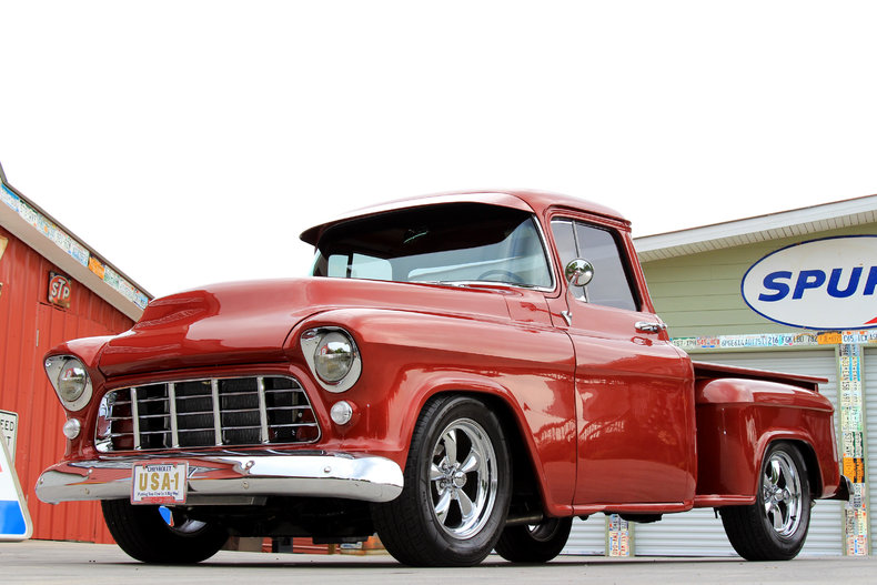 1956 chevrolet pickup classic cars muscle cars for sale in knoxville tn. Black Bedroom Furniture Sets. Home Design Ideas