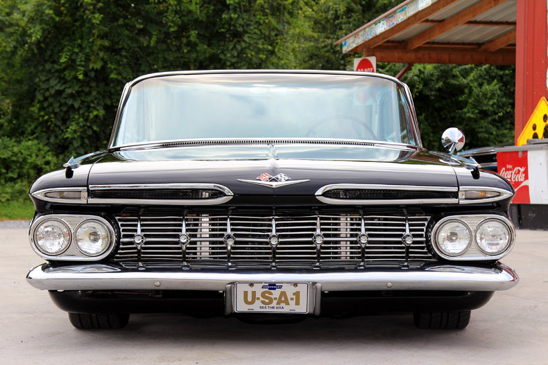 1959 chevrolet impala classic cars muscle cars for sale in knoxville tn. Black Bedroom Furniture Sets. Home Design Ideas