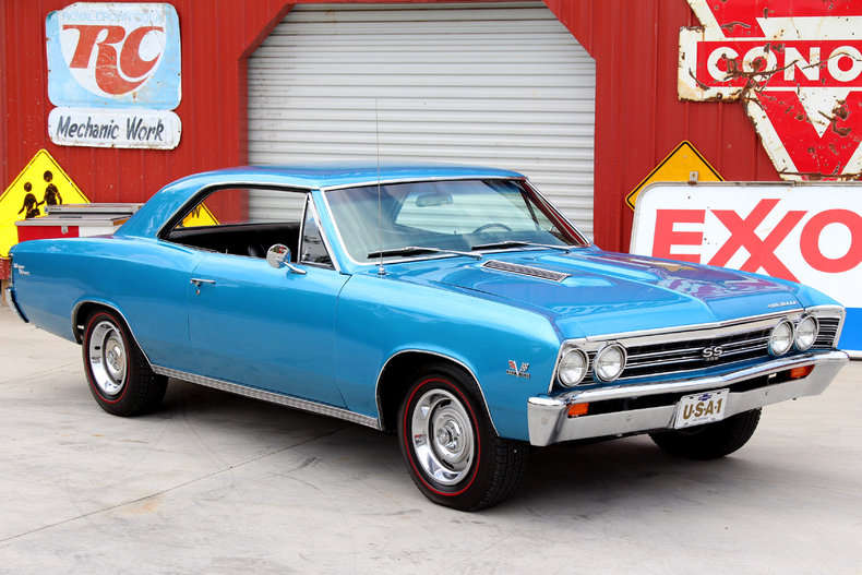 1967 Chevrolet Chevelle Classic Cars Amp Muscle Cars For