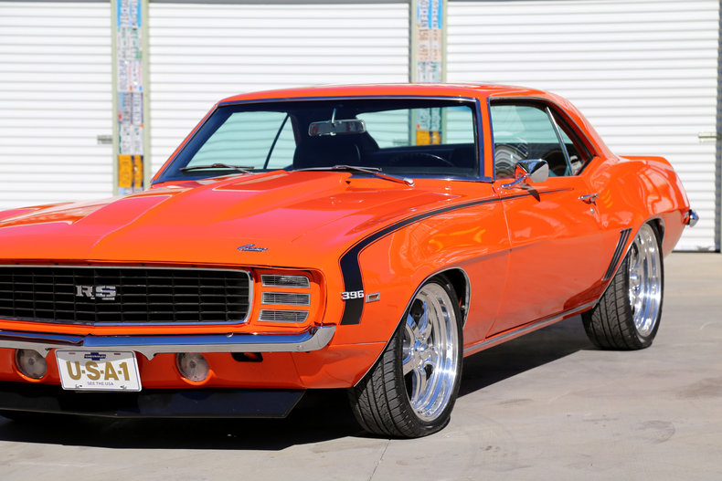 1969 chevrolet camaro classic cars muscle cars for sale in knoxville tn. Black Bedroom Furniture Sets. Home Design Ideas