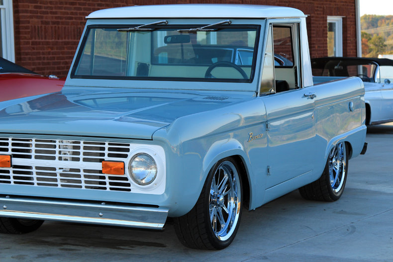1970 ford bronco classic cars muscle cars for sale in knoxville tn. Black Bedroom Furniture Sets. Home Design Ideas