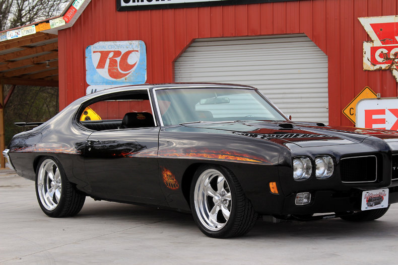 1970 Pontiac Gto Classic Cars Amp Muscle Cars For Sale In