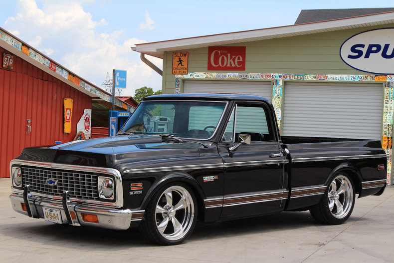 1972 chevrolet cheyenne classic cars muscle cars for sale in knoxville tn. Black Bedroom Furniture Sets. Home Design Ideas