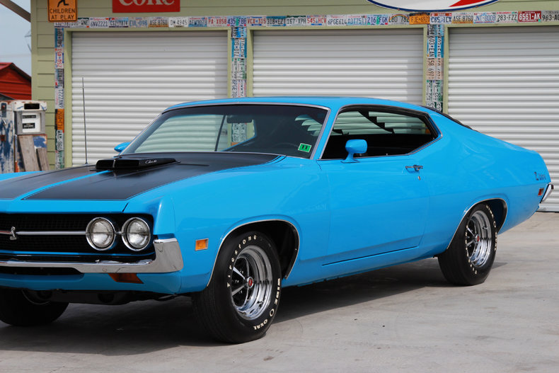 1971 Ford Torino Classic Cars Amp Muscle Cars For Sale In