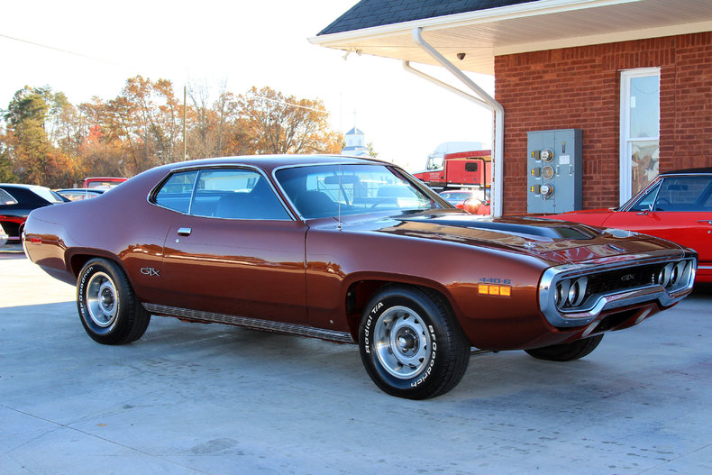 1971 Plymouth Gtx Classic Cars Amp Muscle Cars For Sale In