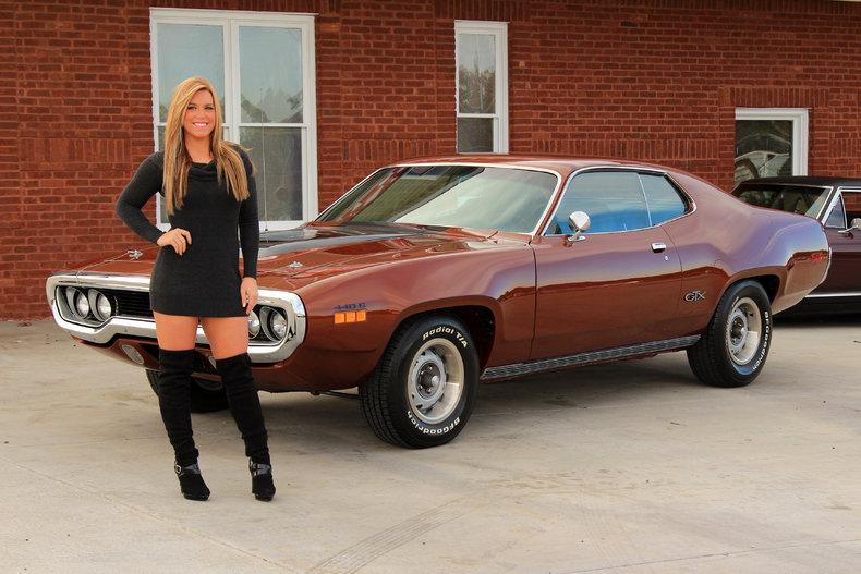 1971 Plymouth GTX | Classic Cars & Muscle Cars For Sale in Knoxville TN