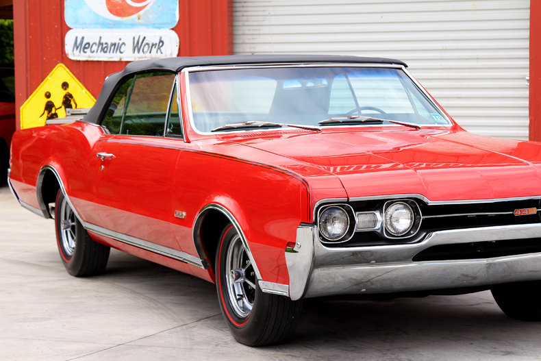 Cars For Sale Knoxville Tn >> 1967 Oldsmobile Cutlass | Classic Cars & Muscle Cars For Sale in Knoxville TN