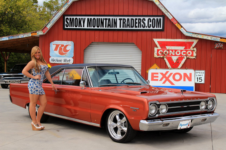 1967 Plymouth GTX | Classic Cars & Muscle Cars For Sale in Knoxville TN