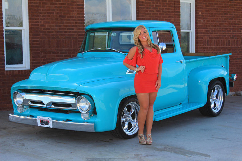 Cars For Sale Knoxville Tn >> 1956 Ford F100 | Classic Cars & Muscle Cars For Sale in ...