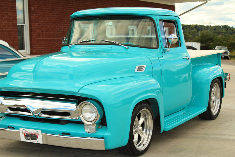 1956 Ford F100 Classic Cars Amp Muscle Cars For Sale In