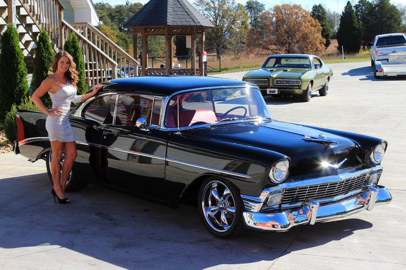 1956 chevrolet 210 classic cars muscle cars for sale in knoxville tn. Black Bedroom Furniture Sets. Home Design Ideas