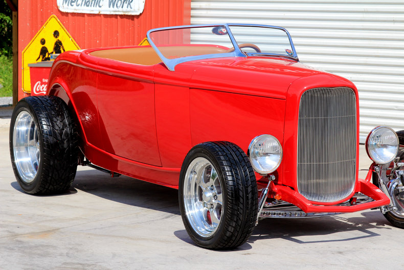 1932 ford roadster classic cars muscle cars for sale in knoxville tn. Black Bedroom Furniture Sets. Home Design Ideas