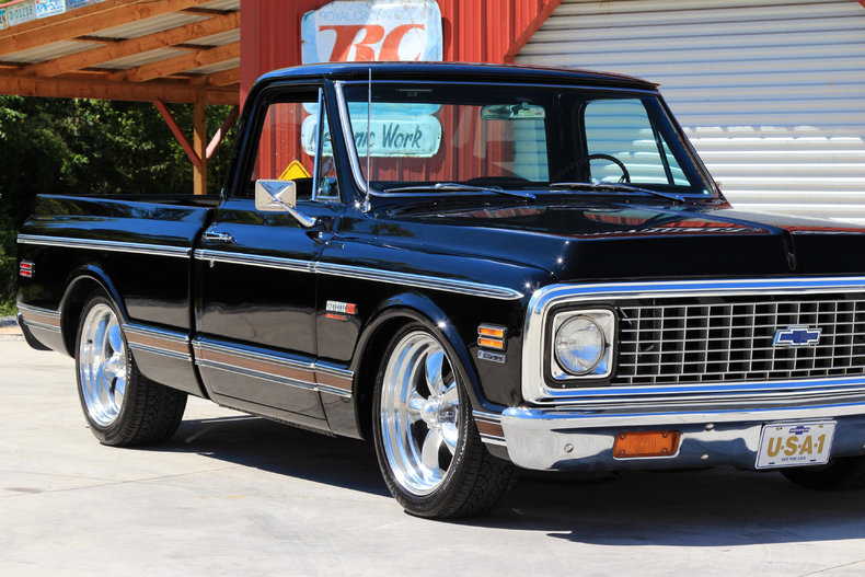 1972 Chevrolet C10 | Clic Cars & Muscle Cars For Sale in Knoxville