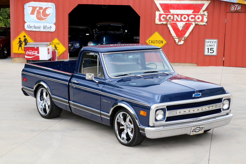 1969 Chevy Truck For Sale >> 1969 Chevrolet C10   Classic Cars & Muscle Cars For Sale ...