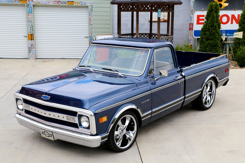 1969 Chevy Truck For Sale >> 1969 Chevrolet C10 | Classic Cars & Muscle Cars For Sale in Knoxville TN