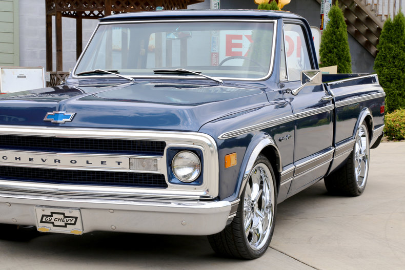 Cars For Sale Knoxville Tn >> 1969 Chevrolet C10 | Classic Cars & Muscle Cars For Sale in Knoxville TN