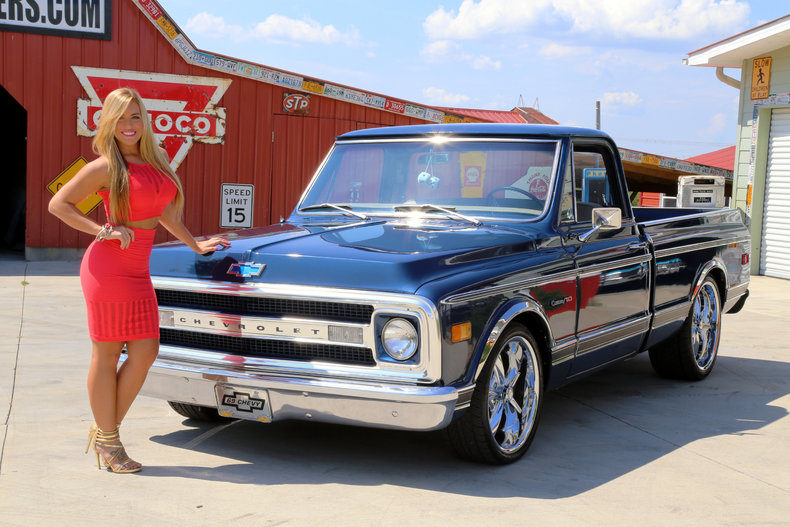 1969 Chevrolet C10 | Clic Cars & Muscle Cars For Sale in Knoxville