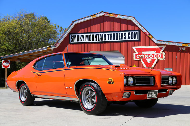 Pontiac Gto Paint Touch Up