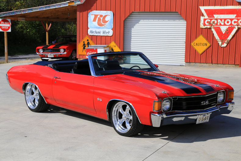 1972 chevrolet chevelle classic cars muscle cars for sale in knoxville tn. Black Bedroom Furniture Sets. Home Design Ideas