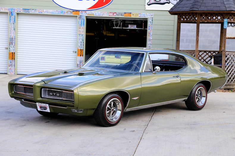 1968 pontiac gto classic cars muscle cars for sale in knoxville tn. Black Bedroom Furniture Sets. Home Design Ideas