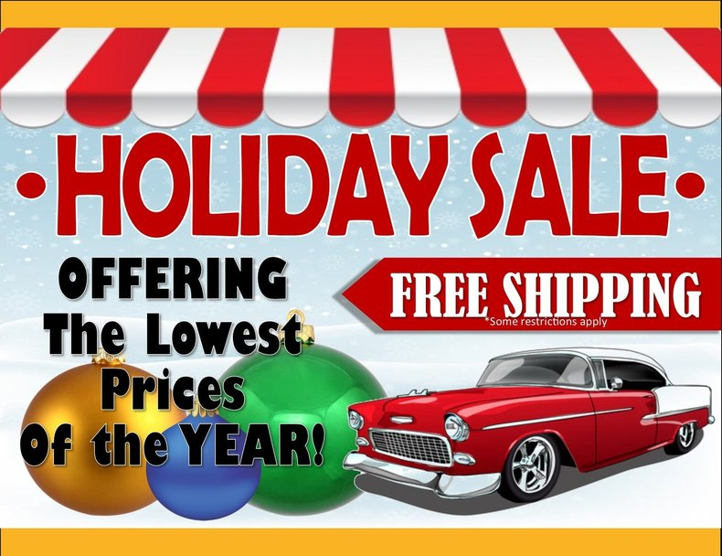 2018 Smoky Mountain Traders Holiday Sale featuring FREE SHIPPING