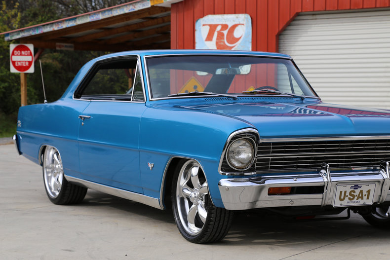 Look Up Vin >> 1967 Chevrolet Nova   Classic Cars & Muscle Cars For Sale in Knoxville TN
