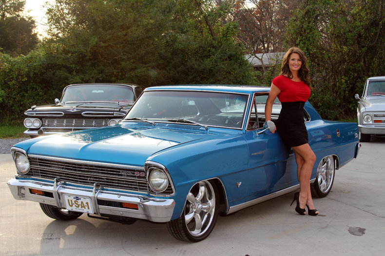 Look Up Vin >> 1967 Chevrolet Nova | Classic Cars & Muscle Cars For Sale in Knoxville TN