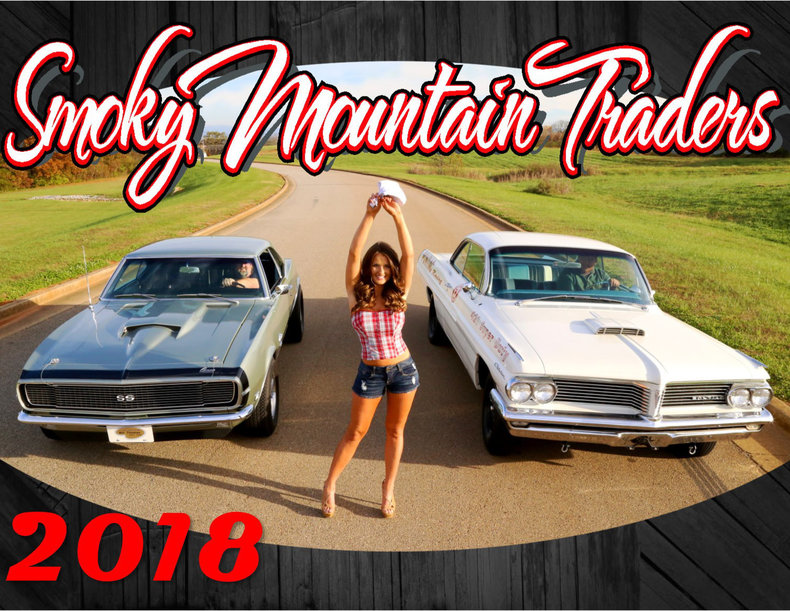 2018 Smoky Mountain Traders Calendar