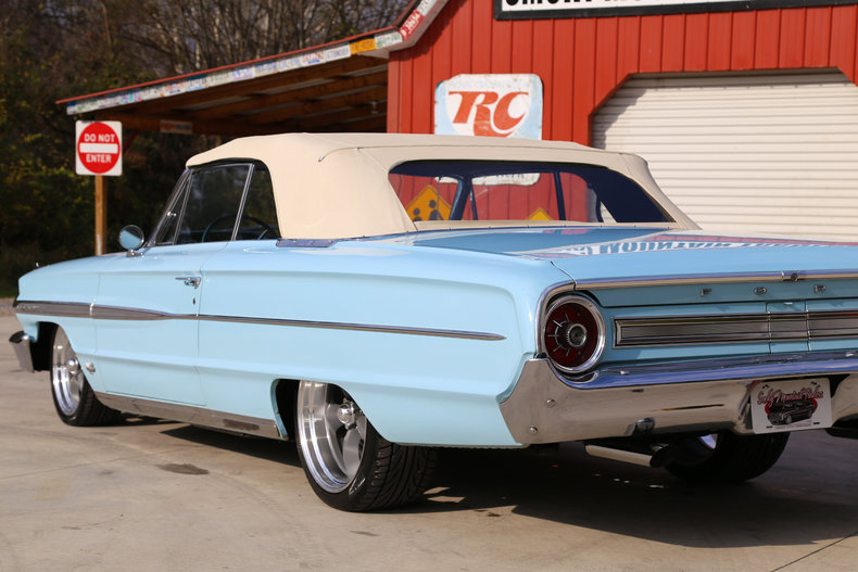 1964 ford galaxie 500 classic cars muscle cars for sale in knoxville tn. Black Bedroom Furniture Sets. Home Design Ideas