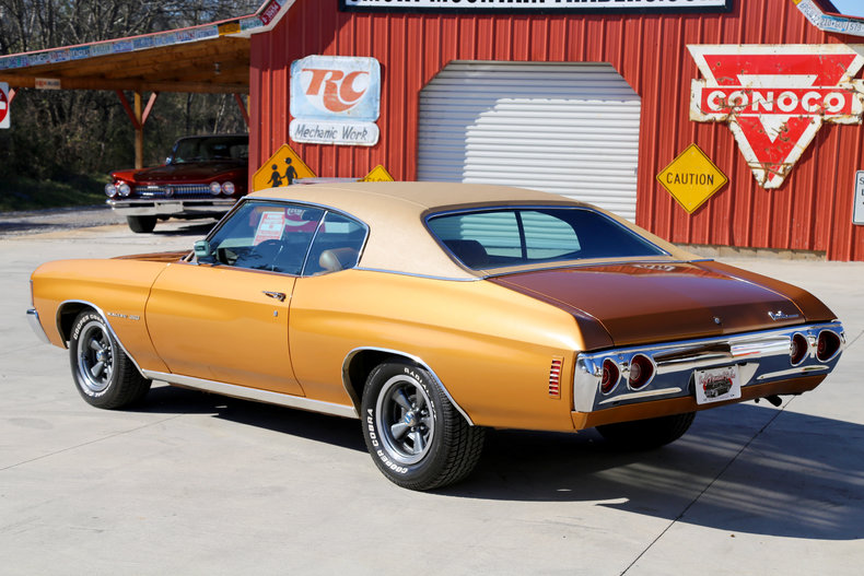 1972 chevrolet malibu classic cars muscle cars for sale in knoxville tn. Black Bedroom Furniture Sets. Home Design Ideas