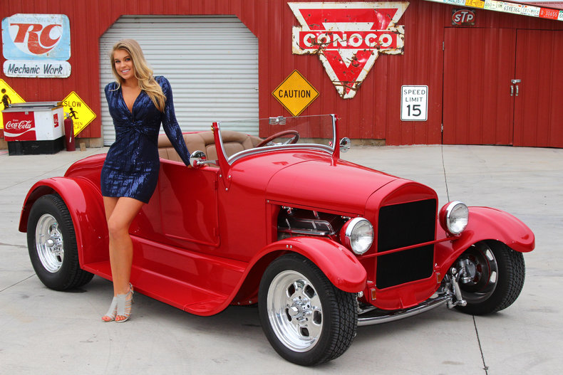 1926 Ford Roadster Classic Cars Amp Muscle Cars For Sale