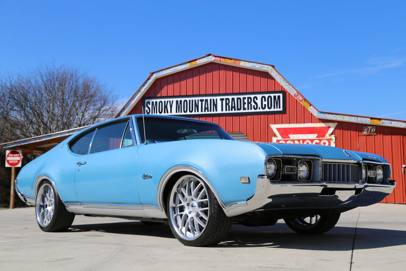 1968 Oldsmobile Cutlass Classic Cars Amp Muscle Cars For