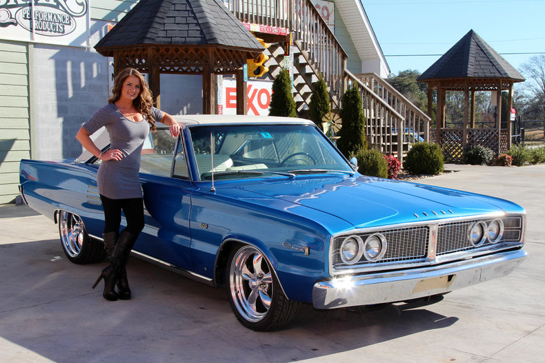 1966 Dodge Coronet For Sale 21589 Mcg