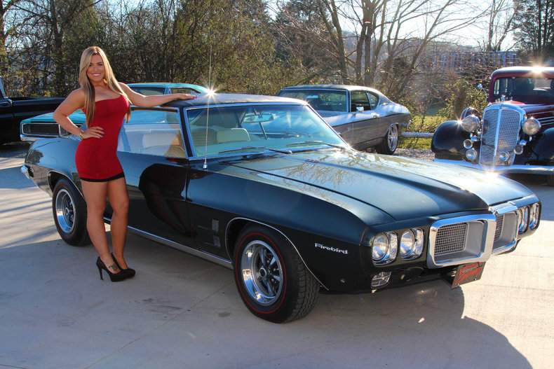 Cars For Sale Knoxville Tn >> 1969 Pontiac Firebird | Classic Cars & Muscle Cars For Sale in Knoxville TN