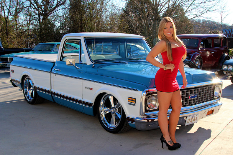 1972 Chevrolet C10 Classic Cars Amp Muscle Cars For Sale