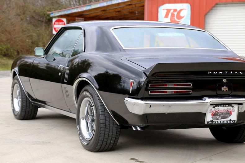 1968 Pontiac Firebird | Classic Cars & Muscle Cars For ...