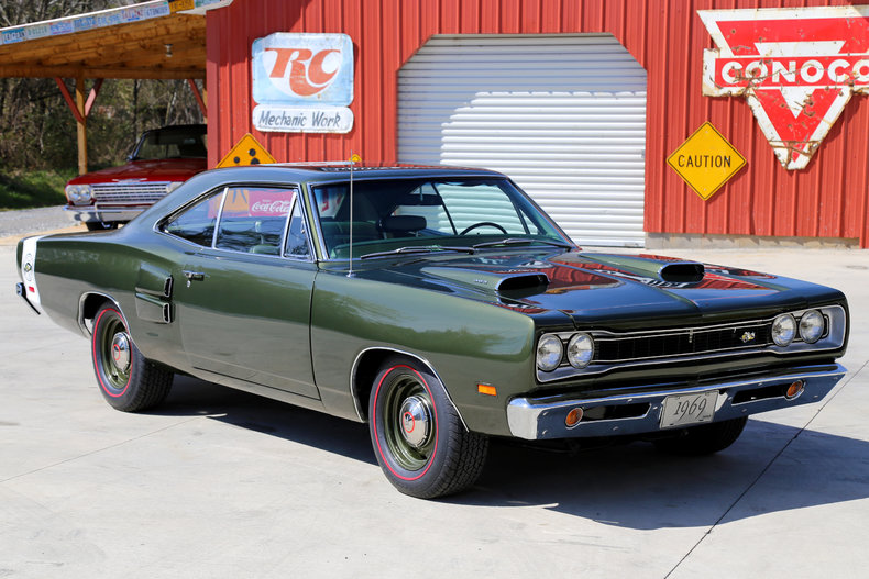 1969 Dodge Super Bee | Clic Cars & Muscle Cars For Sale in ...