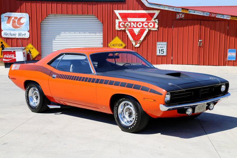 1970 Plymouth AAR 'Cuda | Classic Cars & Muscle Cars For Sale in ...