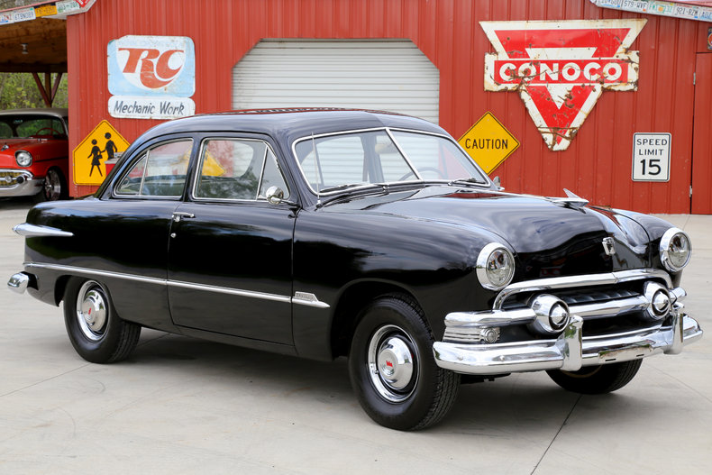 Cars For Sale Knoxville Tn >> 1951 Ford Tudor | Classic Cars & Muscle Cars For Sale in Knoxville TN