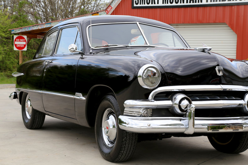 1951 Ford Tudor Classic Cars Amp Muscle Cars For Sale In
