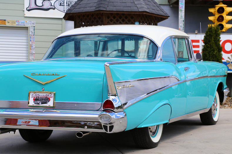 Cars For Sale Knoxville Tn >> 1957 Chevrolet Bel Air   Classic Cars & Muscle Cars For Sale in Knoxville TN