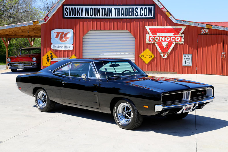 1969 Dodge Charger | Clic Cars & Muscle Cars For Sale in Knoxville