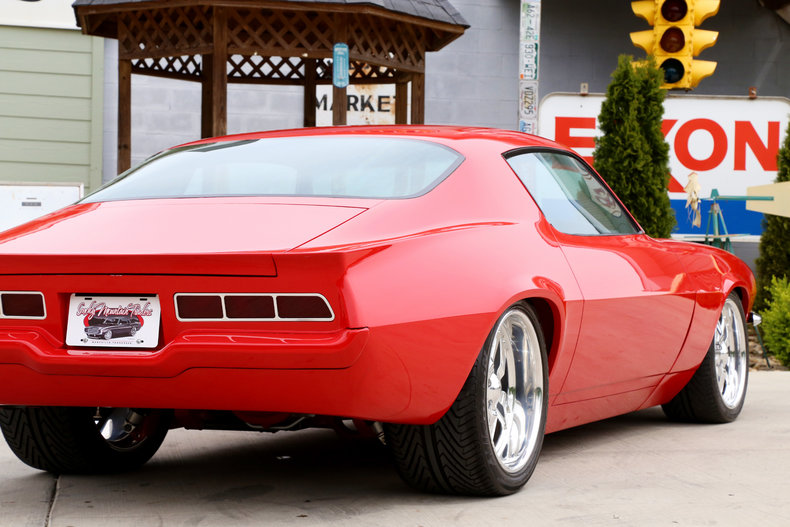 Cars For Sale Knoxville Tn >> 1970 Chevrolet Camaro GM 430HP LS3 4L60 AutomaticClassic